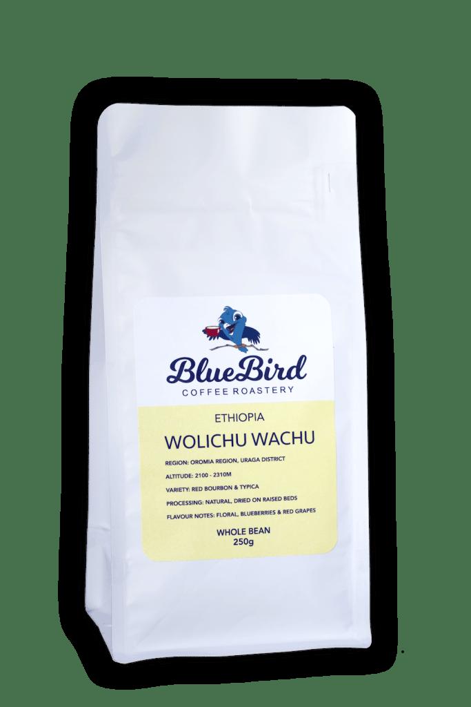 Ethiopia Guji specialty coffee beans
