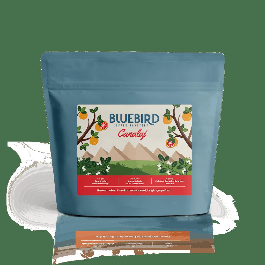 Guatemala Canalaj Coffee Bag