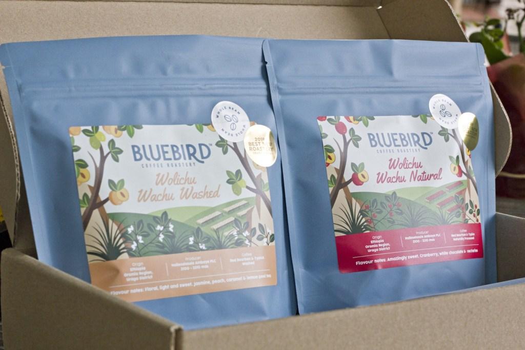 Bluebird subscription box