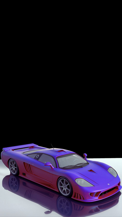 paramagnetic paint car wallpaper