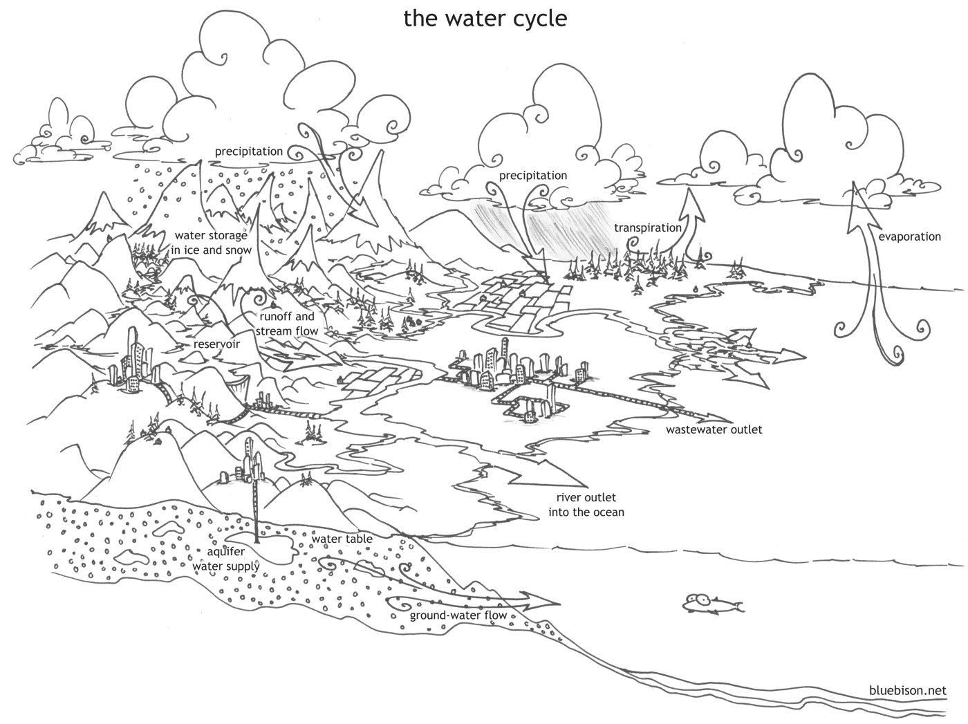 Pin Water Cycle Activities on Pinterest