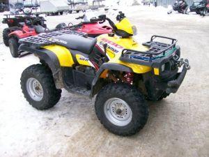 2004 POLARIS SPORTSMAN 600