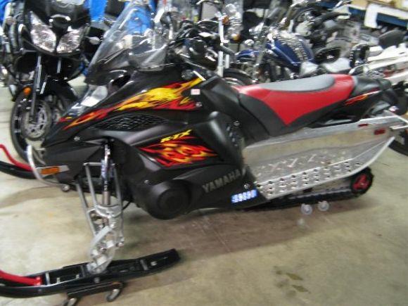 Yamaha Fx Nytro Rtx