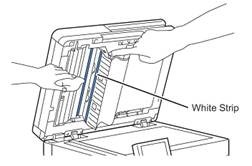 Xerox C405 Scan Glass Cleaning