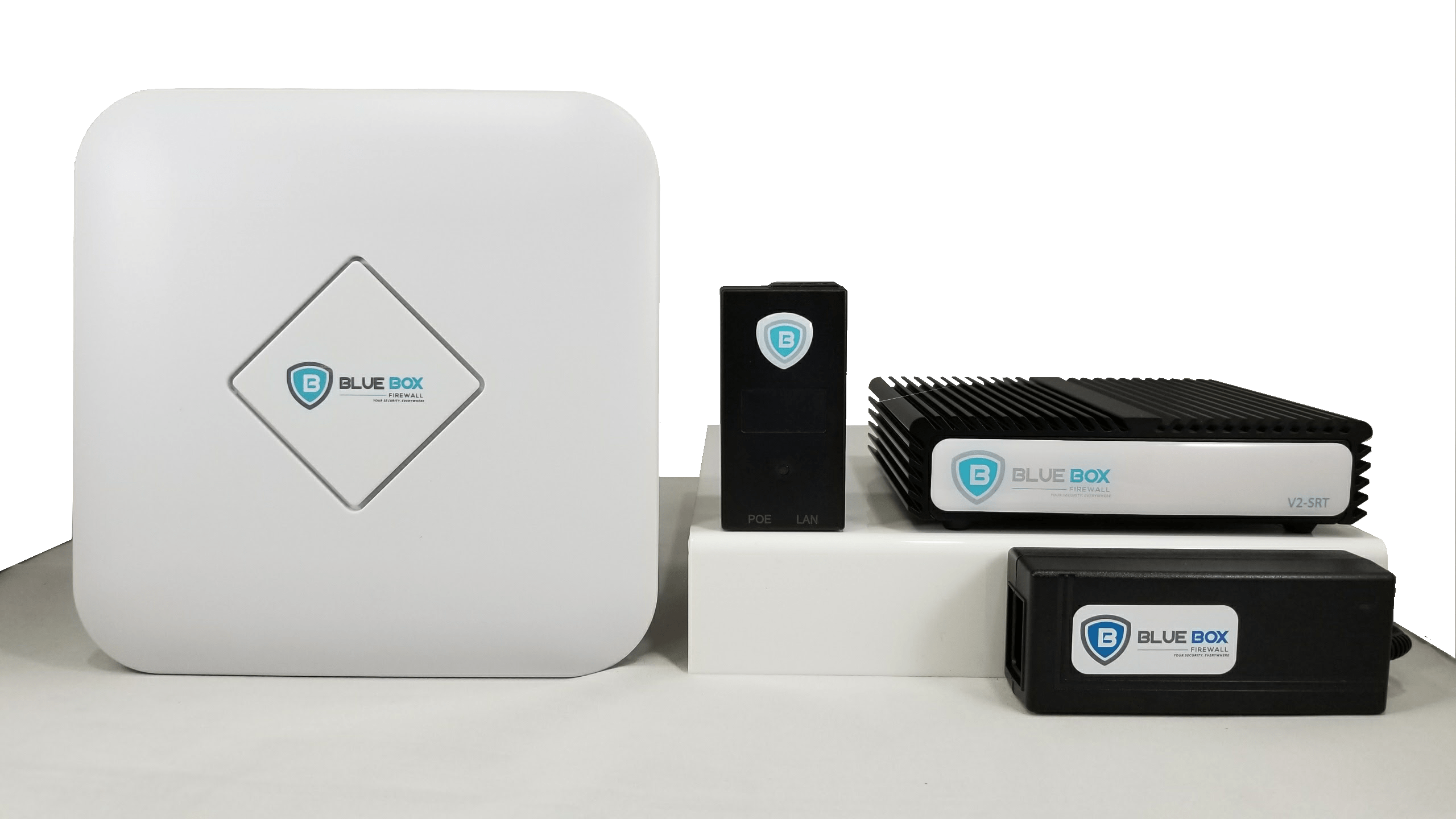 Blue Box Firewall Cyber Security Solution