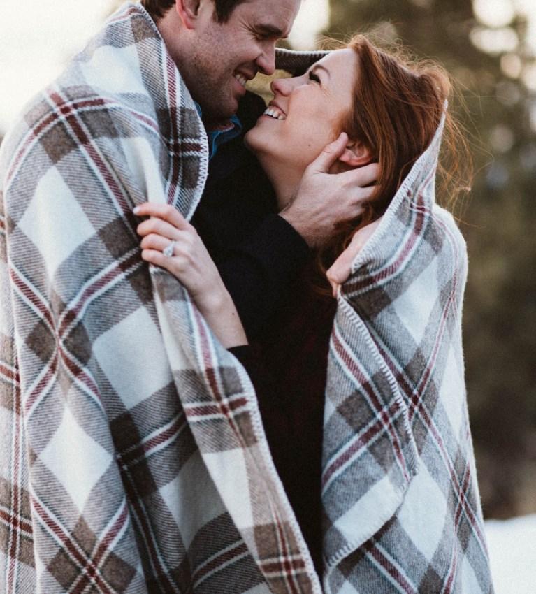A Brasada Ranch Vacation turned Engagement Photo Shoot
