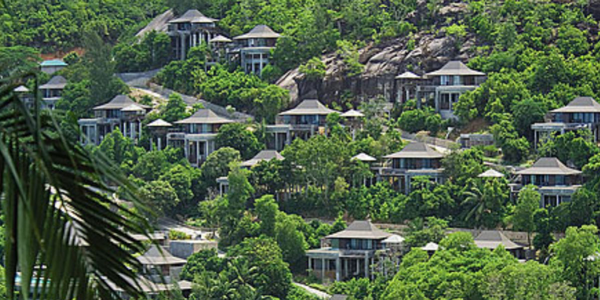Image result for photo of four seasons hotel in seychelles