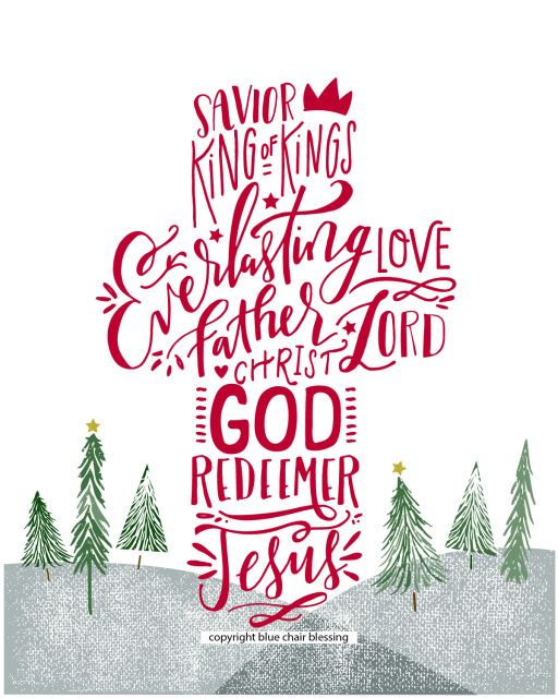 christmas cross 8 by