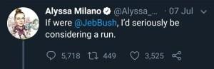 AlyssaMilanoJebRatio
