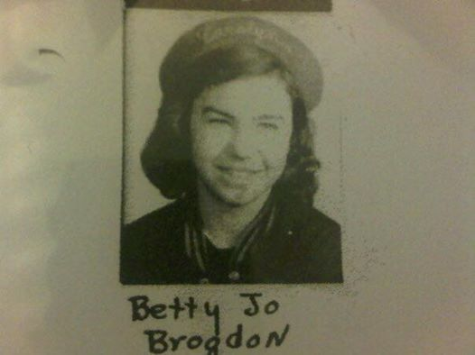Betty Jo Brogdon