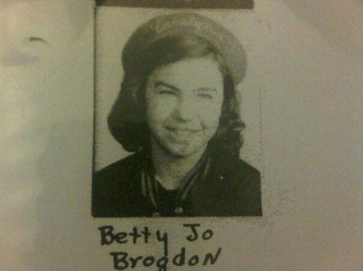 Betty Jo Brogdon