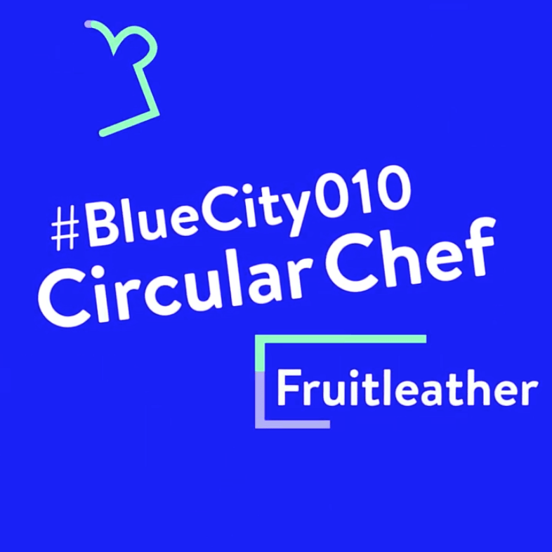 bluecity circular chef fruitleather