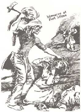 The practice of scalping means that thompson's skin was removed by a blade from his forehead on back. Blue Corn Comics Scalping Torture And Mutilation By Indians