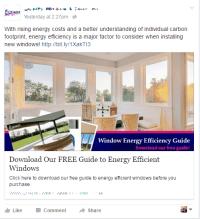 Best Facebook Ads for Window & Door Companies | Social ...