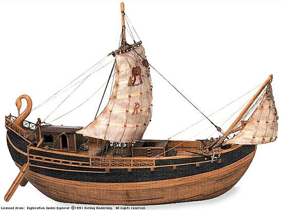 Medieval cog