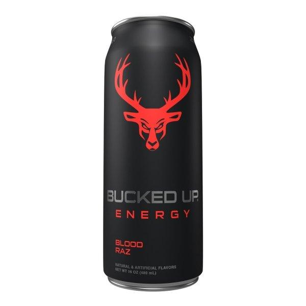 Bucked Up Blood Raz