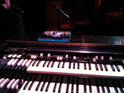 1958 Hammond B3