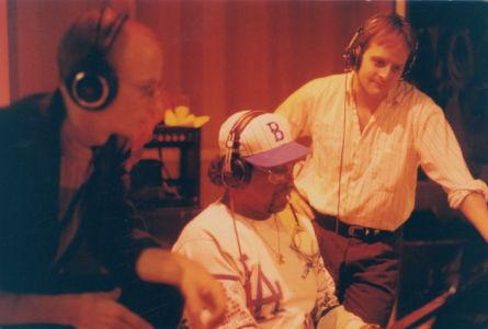 Bob Magnuson, SH And Richard Tee, 1990