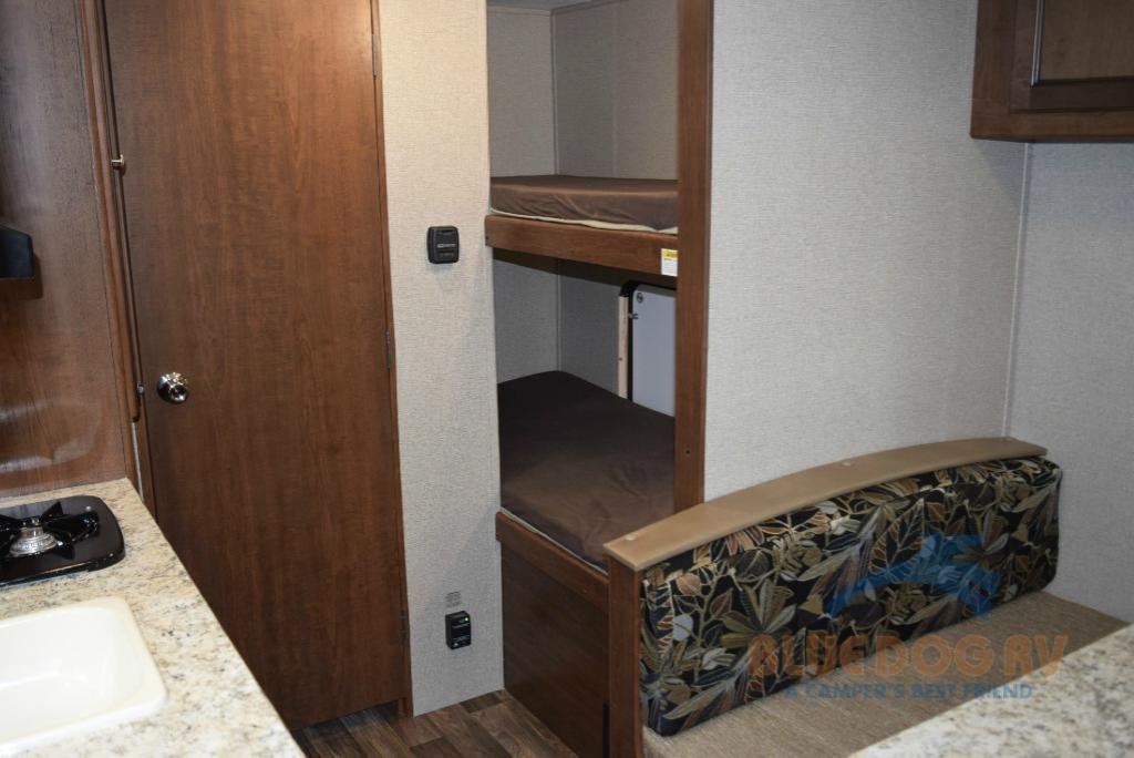 Keystone Hideout Bunk Beds