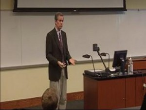 Dr. Jim Anderson Delivers A Keynote Speech At USF