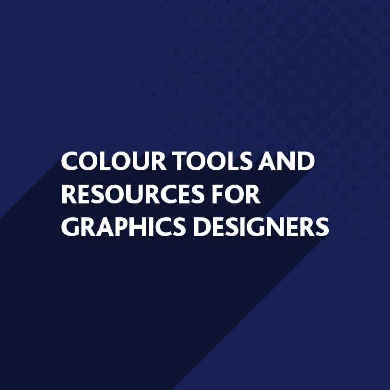 Online Colour Tools and Resources for Graphic Designers