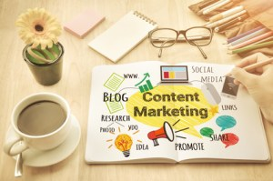 Content marketing has many media channels