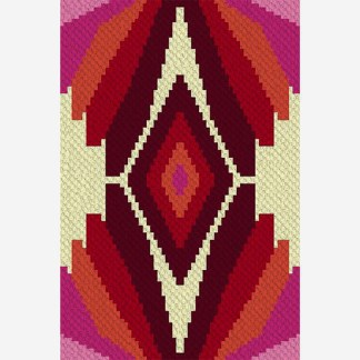 Dragon Lair C2C crochet pattern