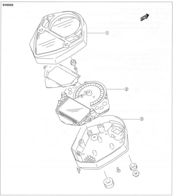 2001 Suzuki Sv650s Wiring Diagram, 2001, Free Engine Image