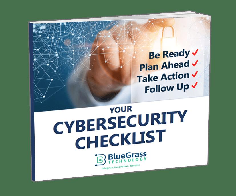 Owensboro IT Cyber Security Checklist