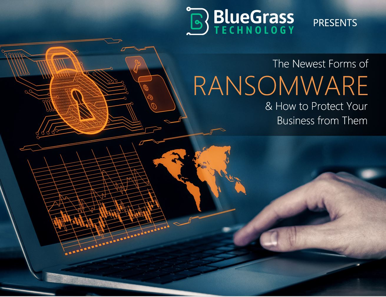 Newest Form of Ransomware E-book Cover