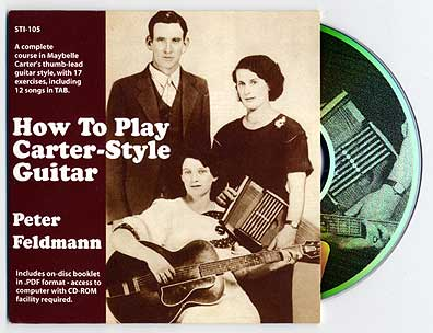 Carter-style instruction CD