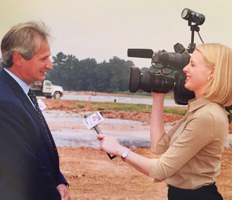 Atlanta TV Reporters