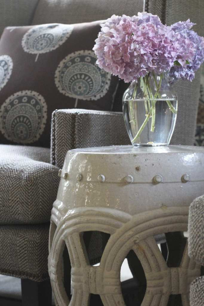 Incorporating Garden Stools into your Design
