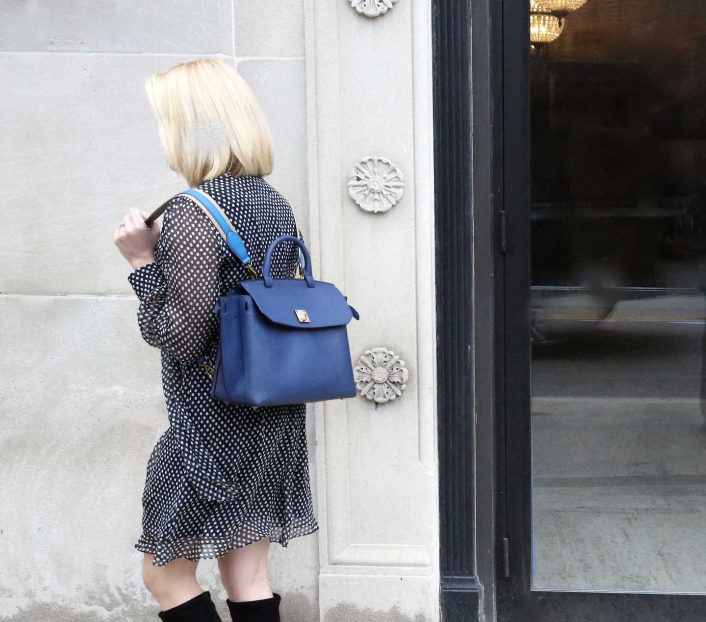MCM Backpack Review