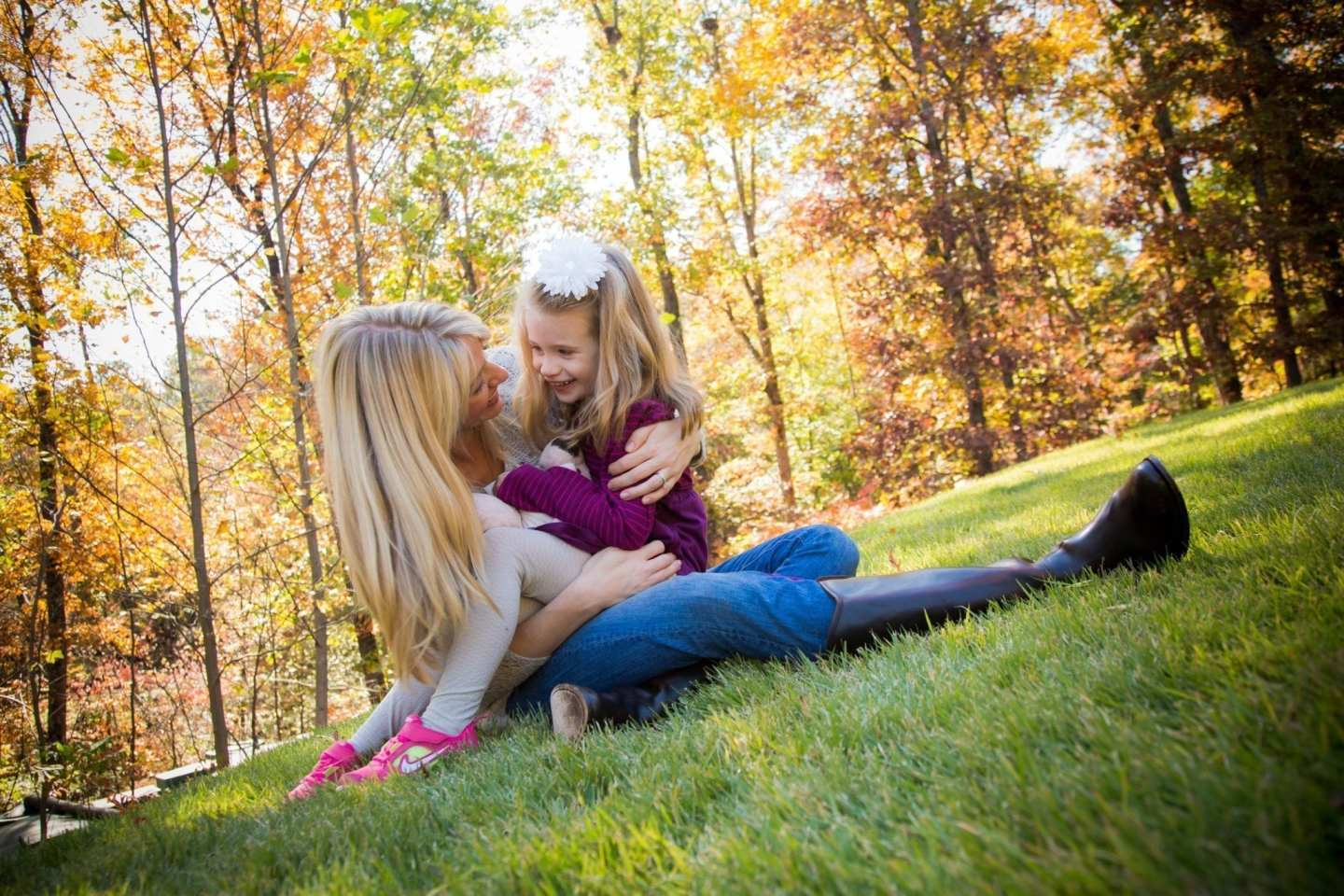 Mother and Daughters. What I want to tell my daughter.