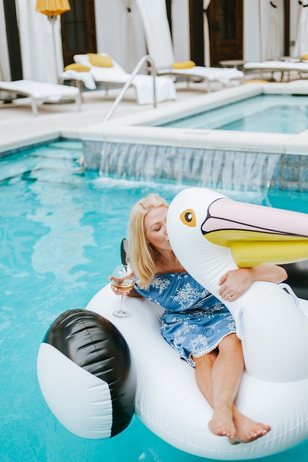 Cool inflatables for your pool. Animal floats for pool fun all summer long!