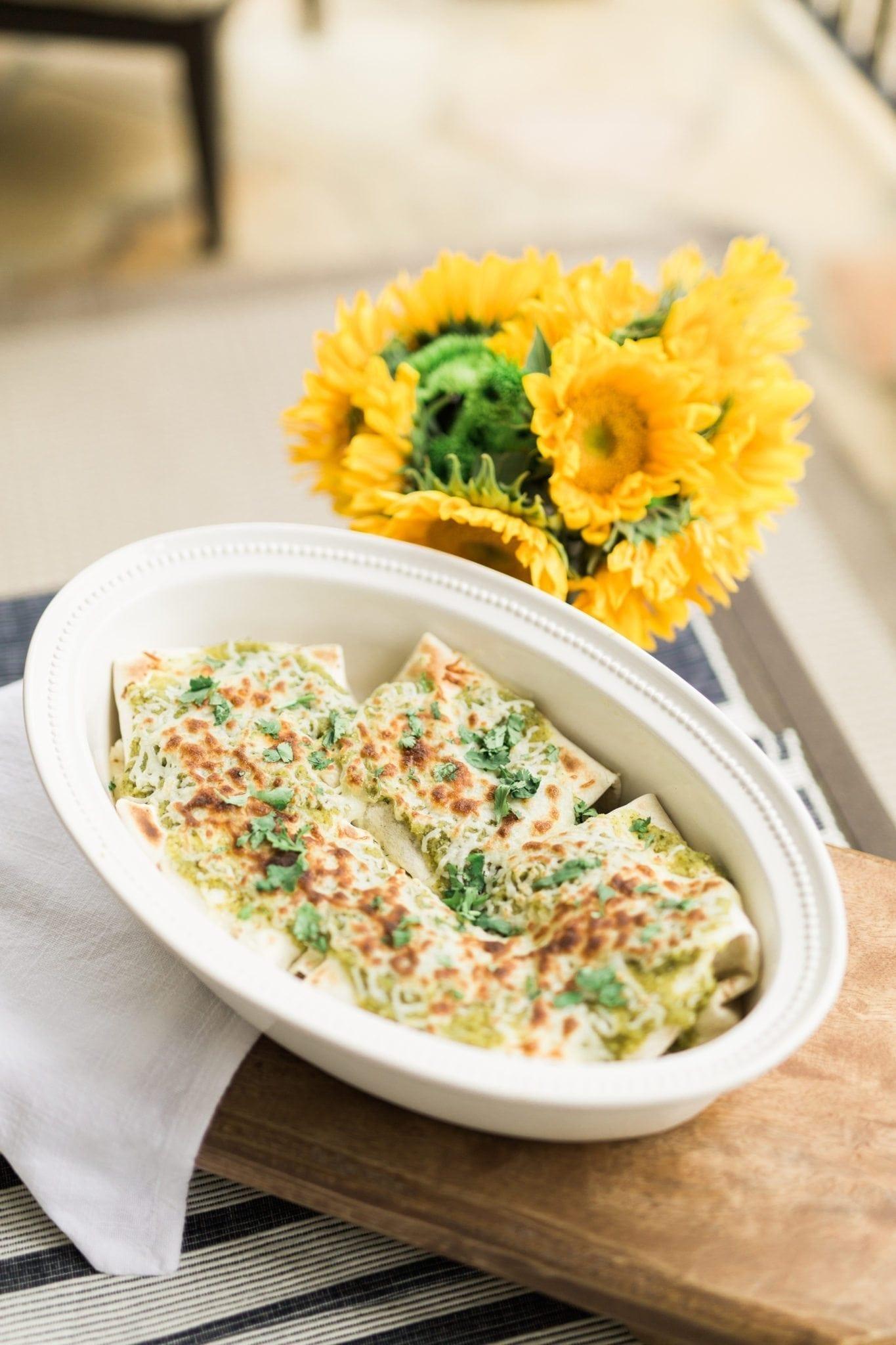 easiest enchilada you'll ever make!