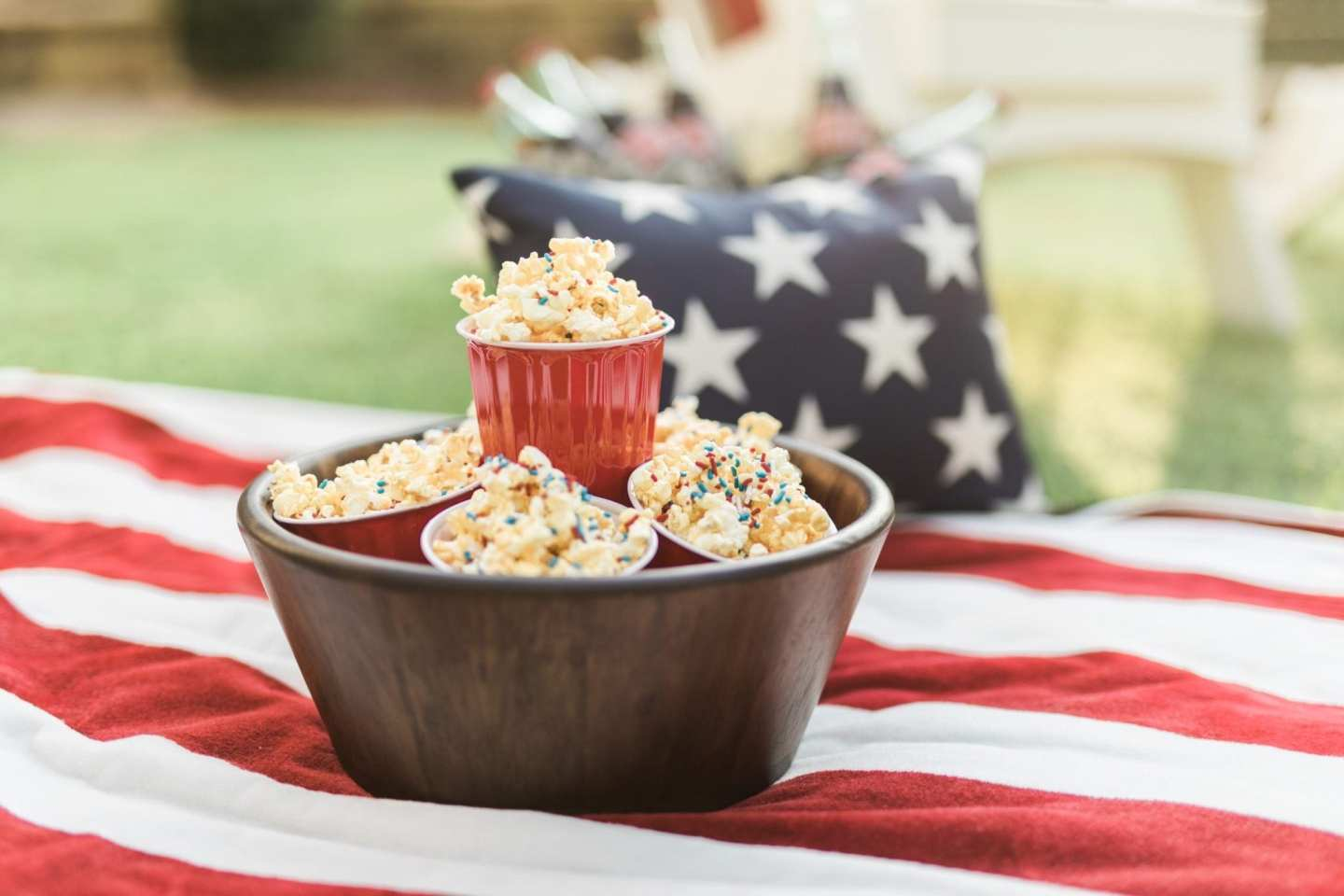 Recipes for 4th of July