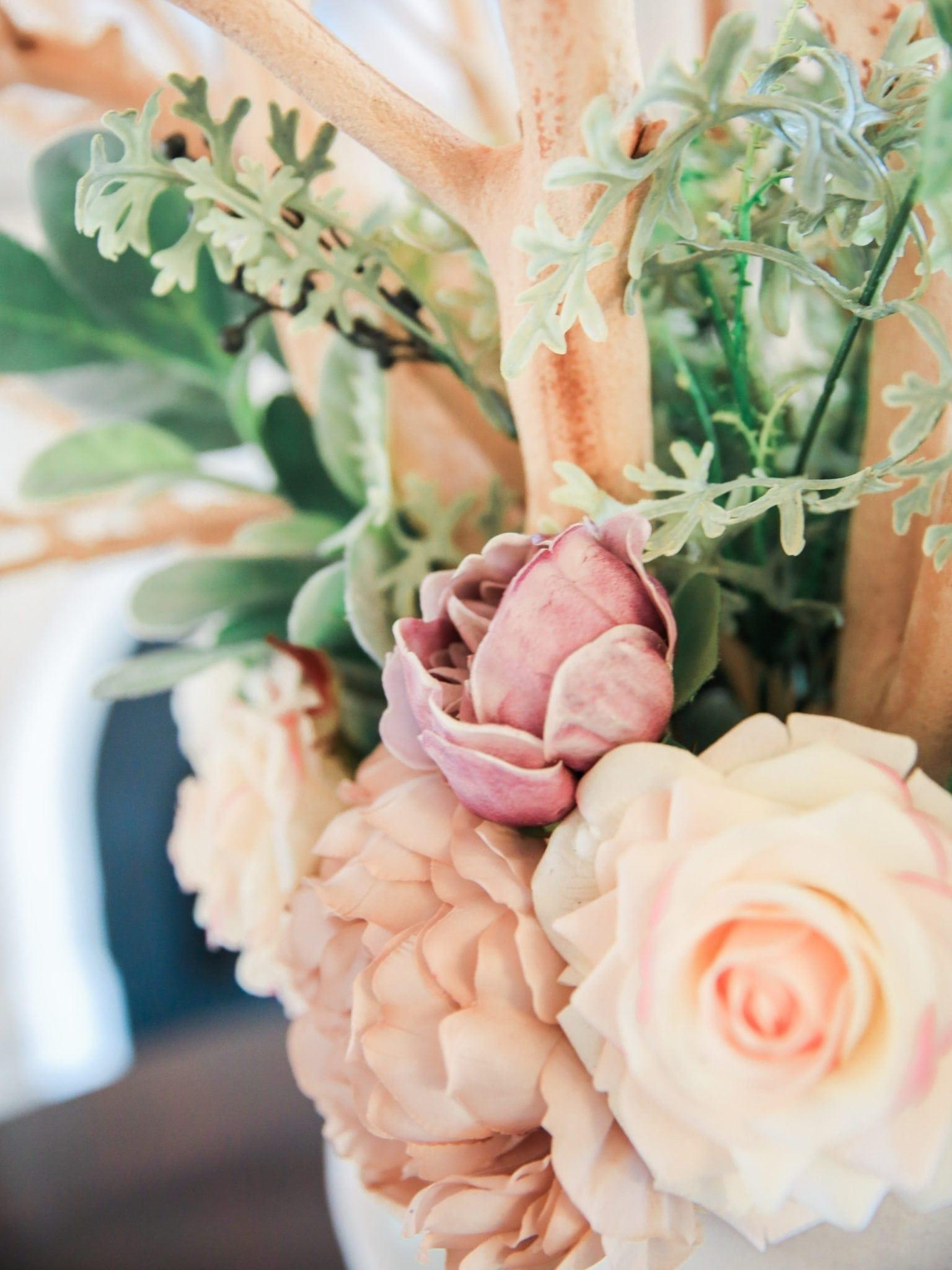 high end silk floral arrangements