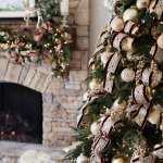 Burgundy And Gold Christmas Tree Ideas Bluegraygal