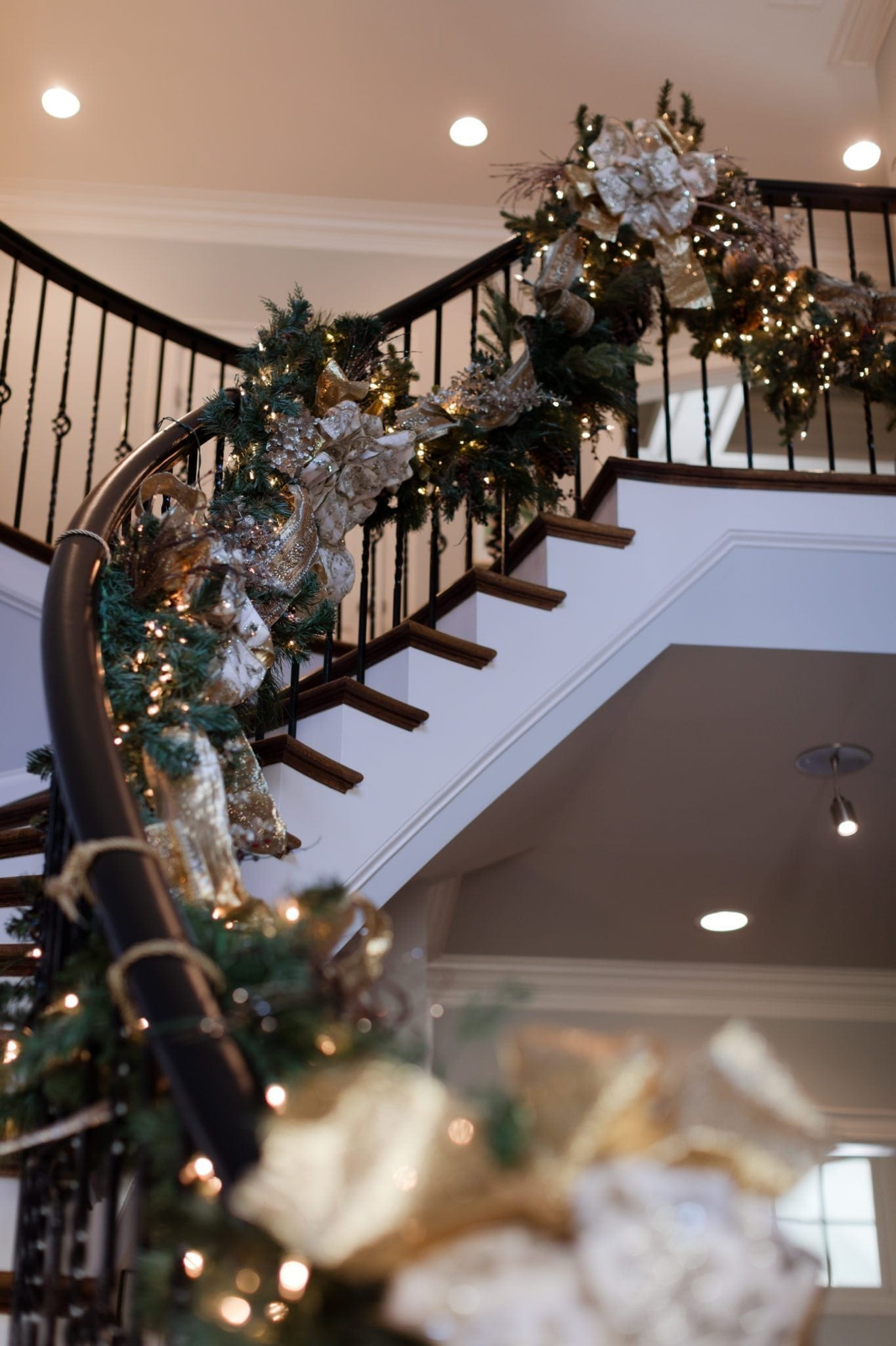 Christmas decoration ideas pinterest worthy. Full tour of Christmas decorating ideas.