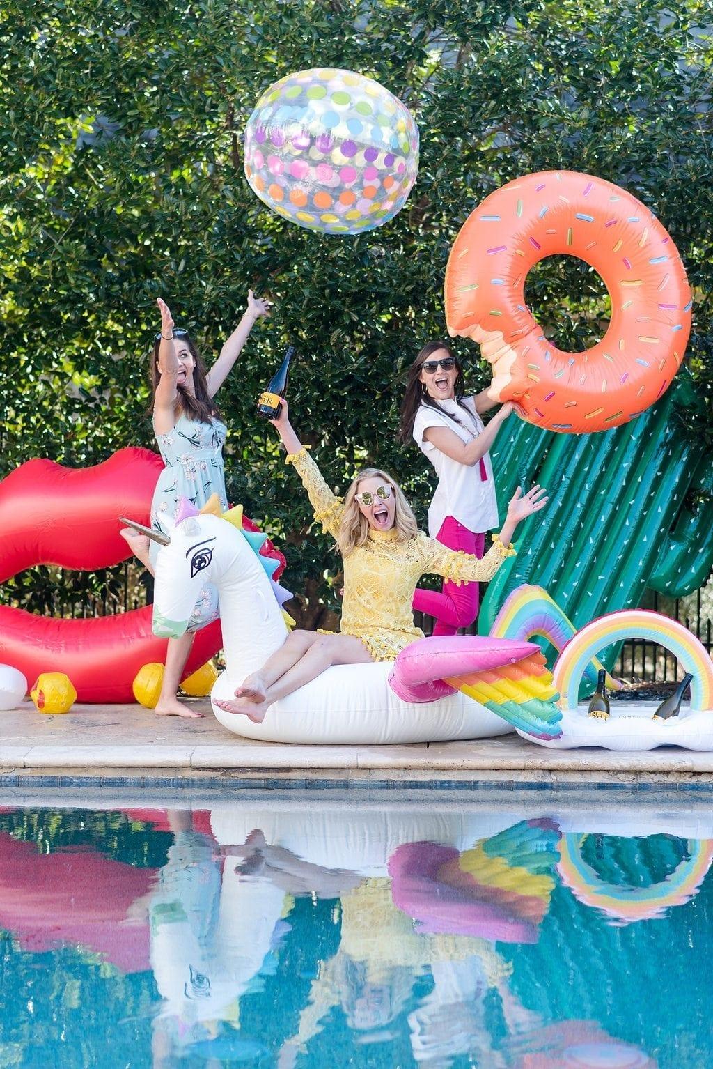 2018 giant pool float favorites!