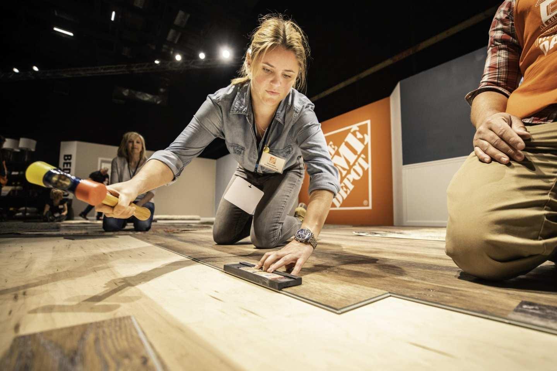 Tools needed for DIY Hardwood floors.