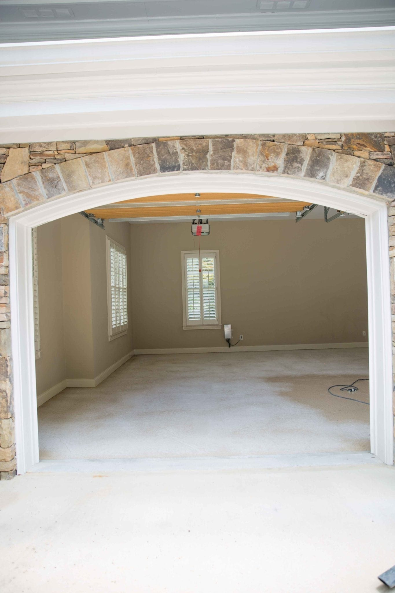 How to install a garage floor. What to look for in a professional garage floor installer.