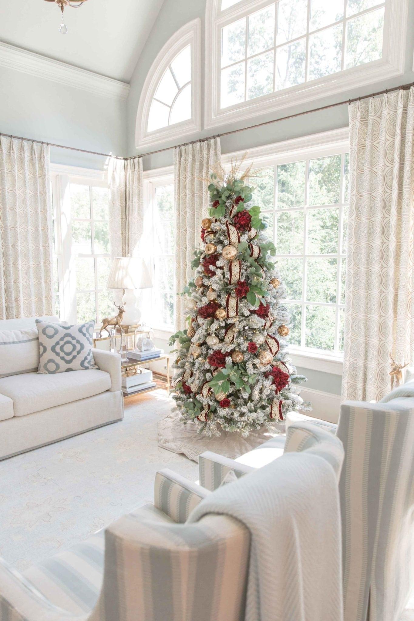 King of Christmas trees.