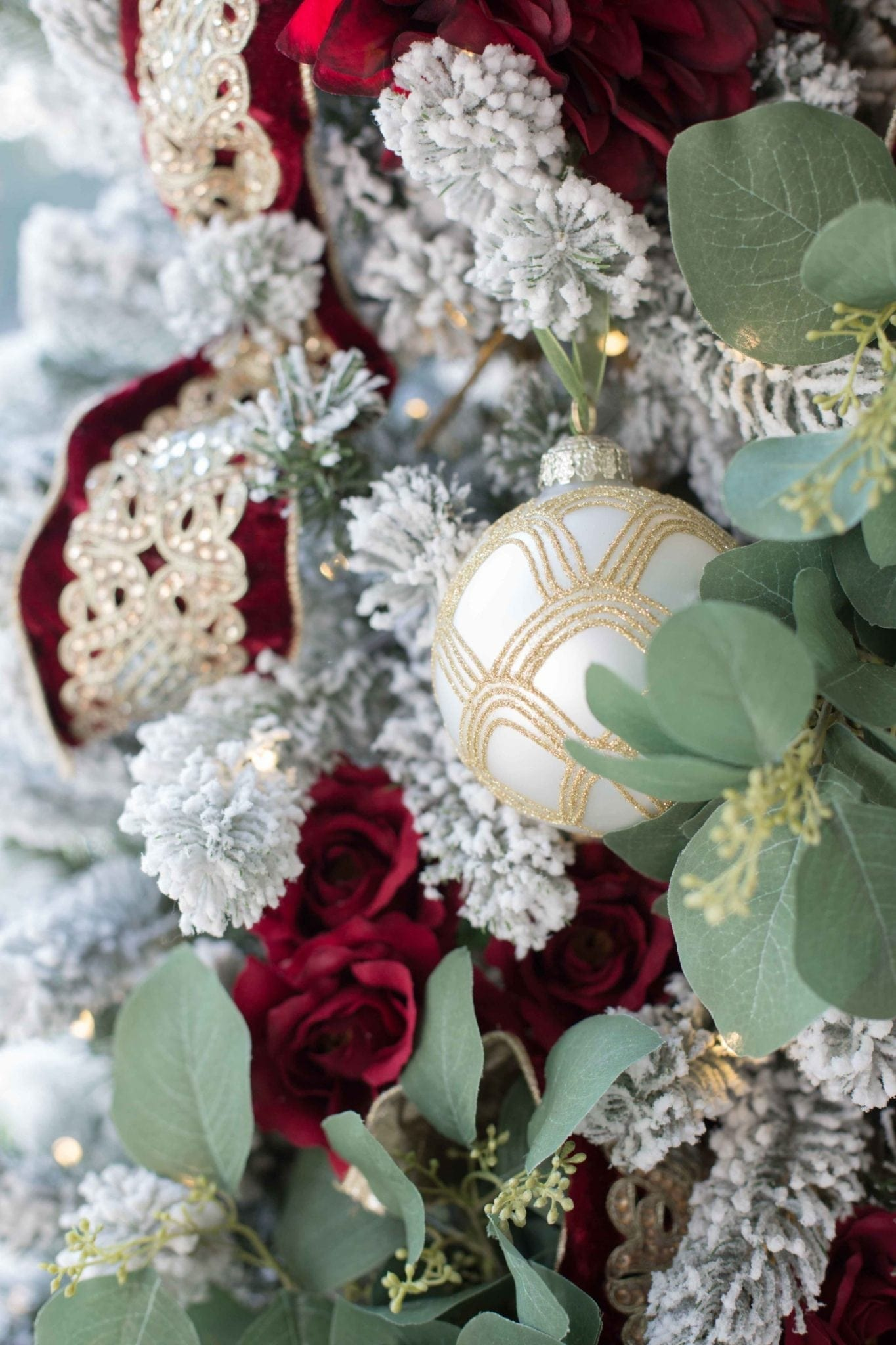 Frontgate Holiday Ornament Collections