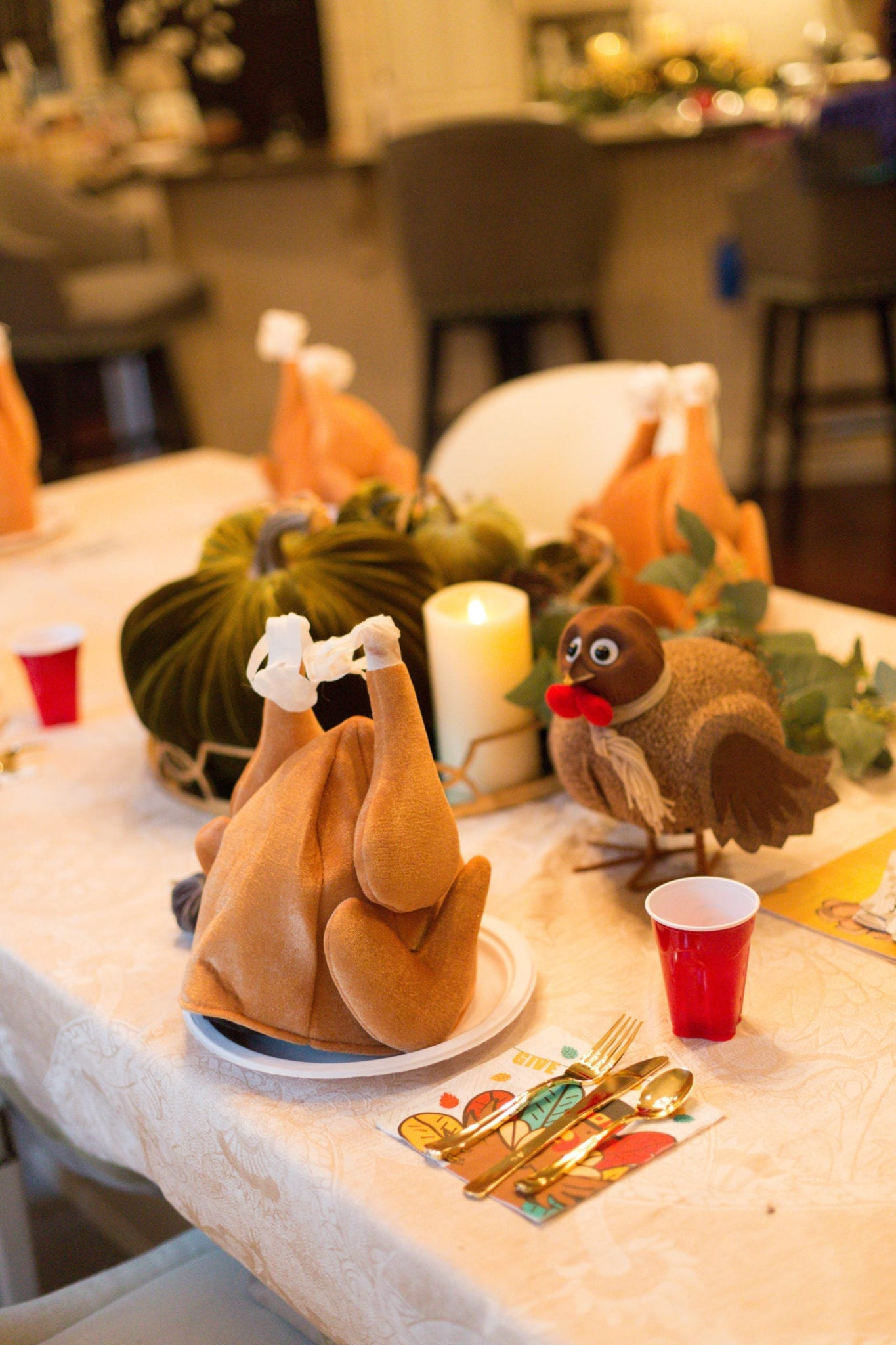 Fun Thanksgiving Day for Kids