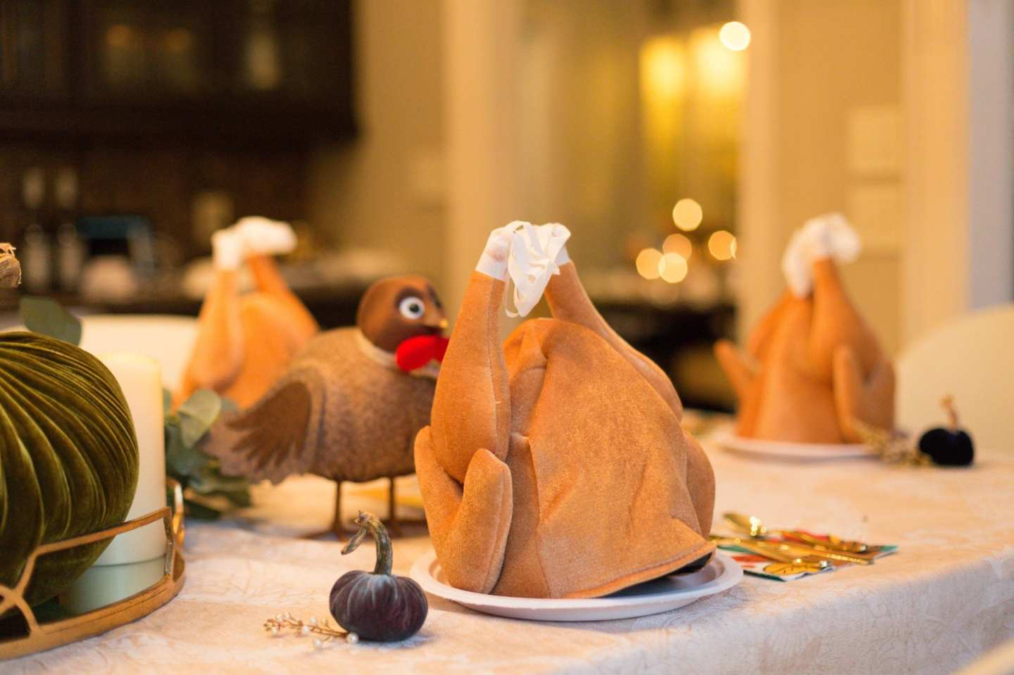 Turkey Hats for Thanksgiving