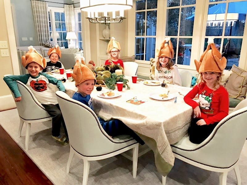 Kids Thanksgiving