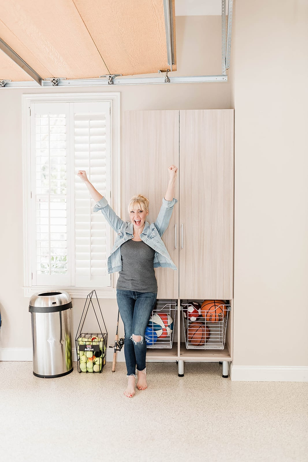 Garage Organization Systems to keep your garage clean and organized for life!